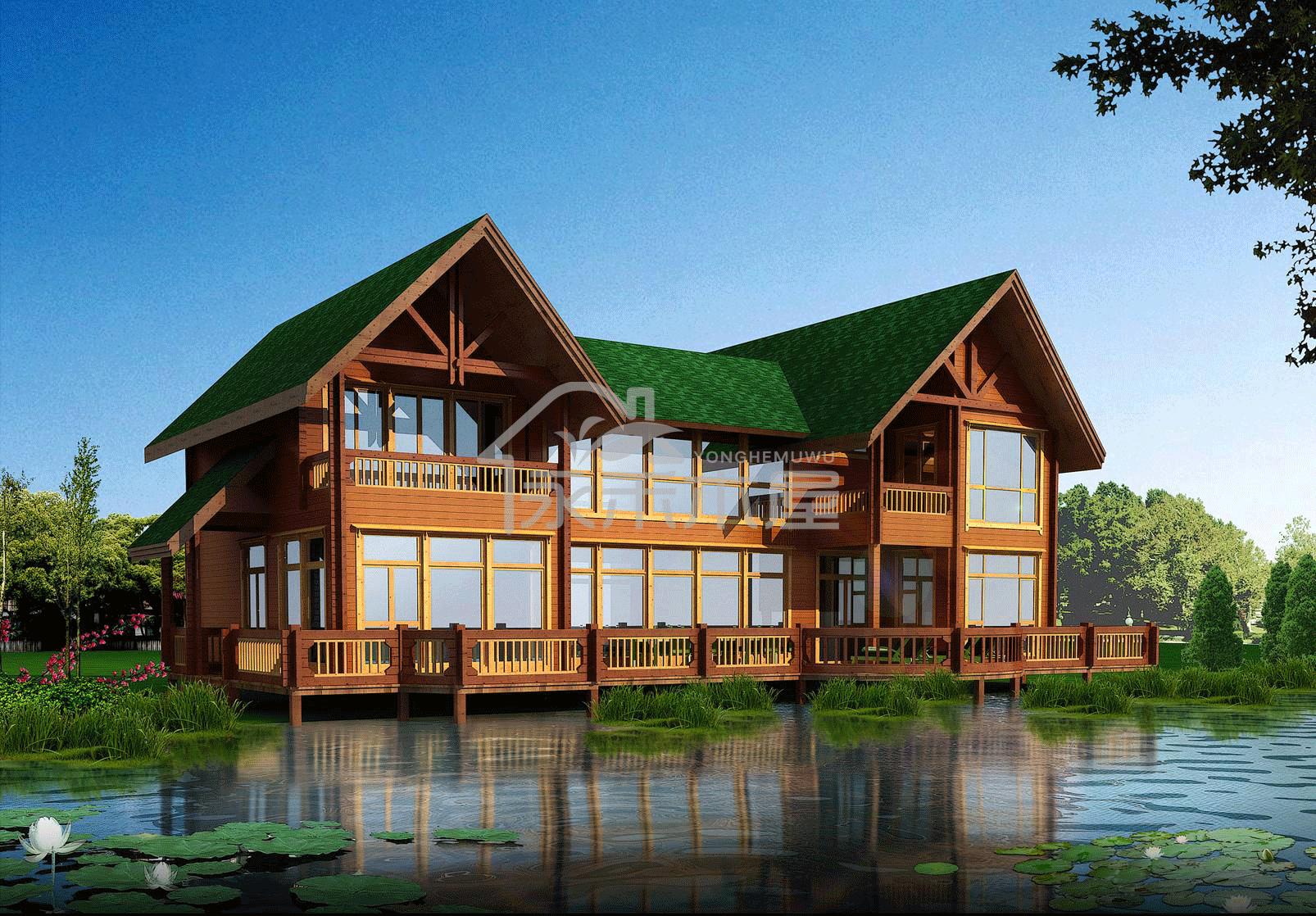 木结构厂家案例设计图