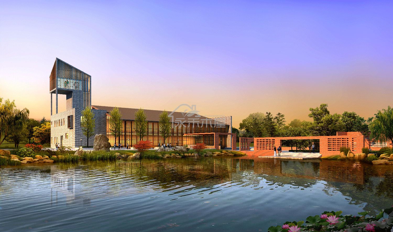木头房子展示中心