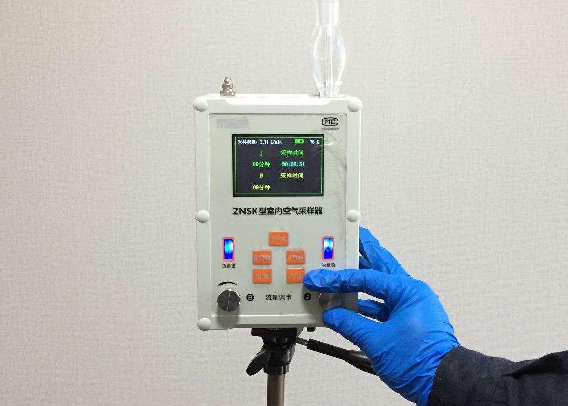 成都专业室内甲醛检测机构