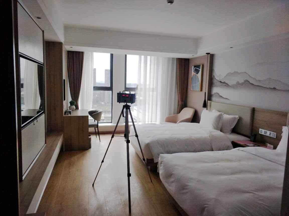 嘉仕达酒店空气检测案例