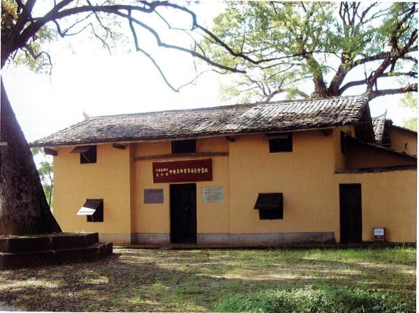 中央革命军事委员会旧址是瑞金红色文化教育基地之一,也是开展瑞金红色基地教育的历史承载地
