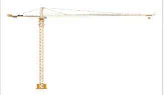 中联TC6013A-6塔吊