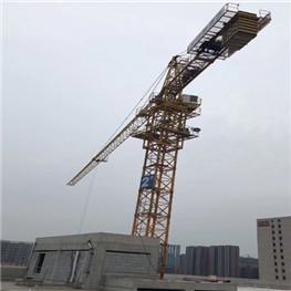 中联tc5610塔吊每月租赁费用有哪些