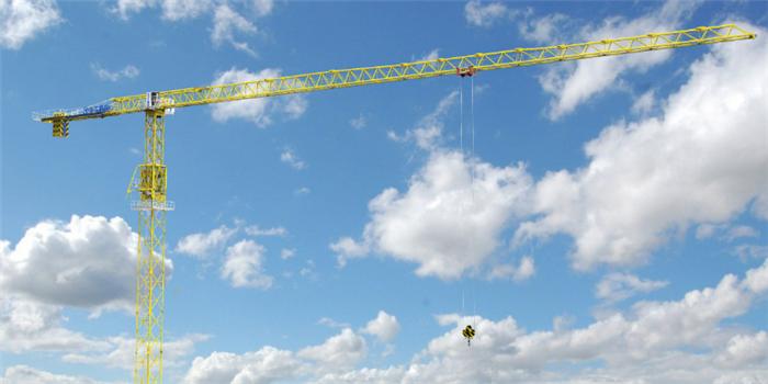 中联(7525-16)平头塔吊