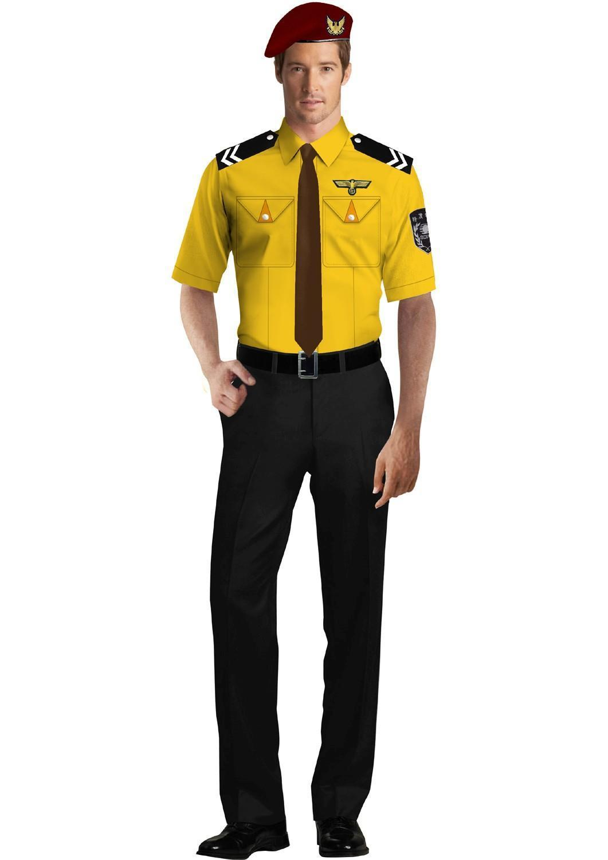 保安服短袖制服005