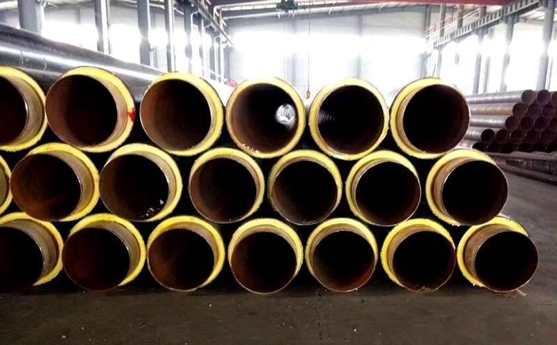 聚氨酯保温无缝钢管多少钱一米