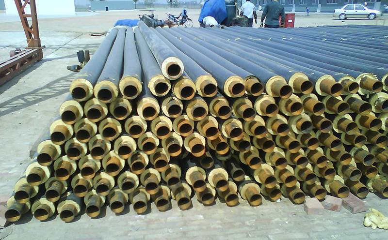 无缝聚氨酯保温钢管制造厂家