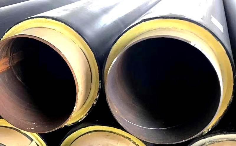 聚氨酯复合保温钢管生产厂家厂家直销