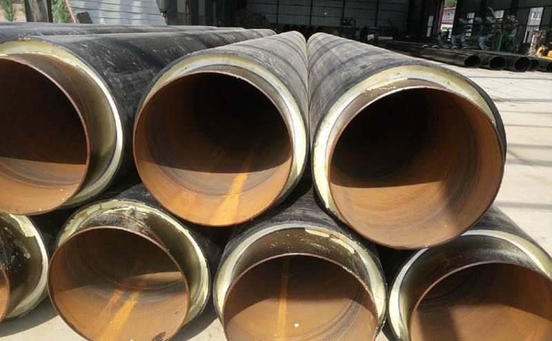 保温聚氨酯钢管报价制造厂家