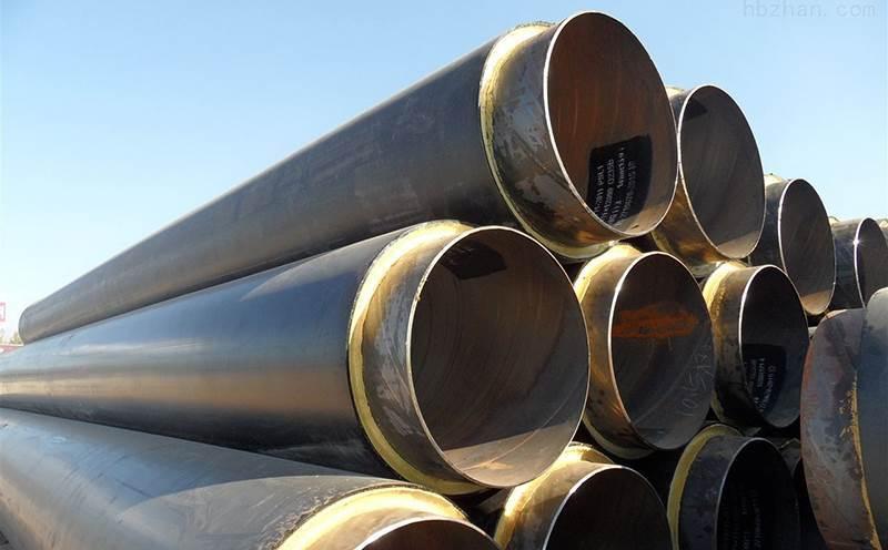 高密度聚氨酯发泡保温钢管生产厂家