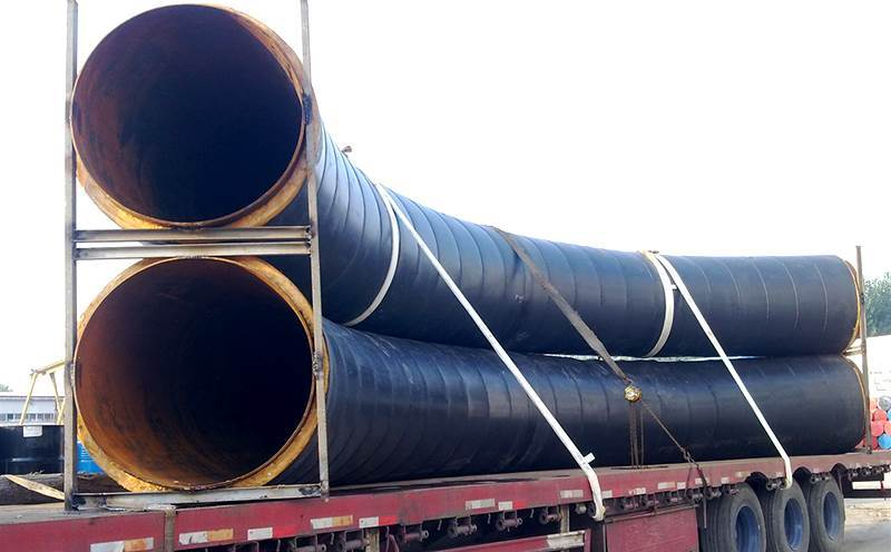 预制直埋聚氨酯发泡保温钢管制造厂家