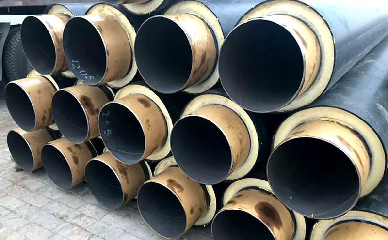 防腐聚氨酯保温钢管制造厂家