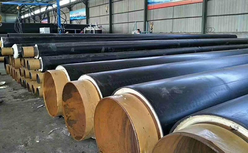 聚氨酯保温焊接钢管厂家直销