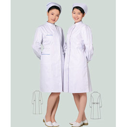 凯里护士服专业定制_护士的衣服