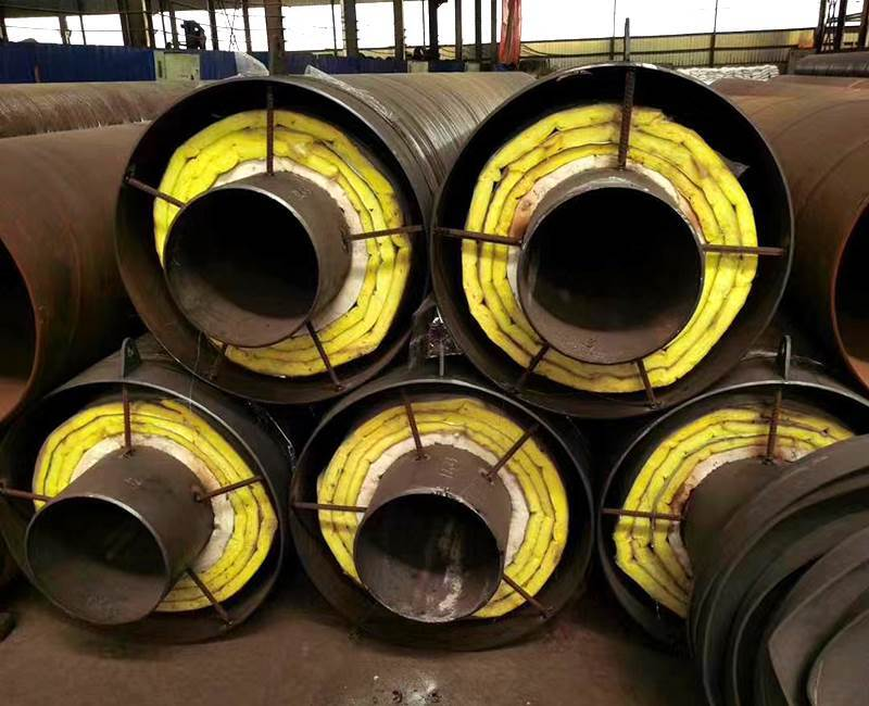 小区供热保温钢管加工厂家