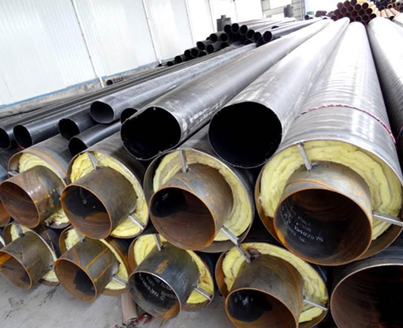 供热保温钢管价格