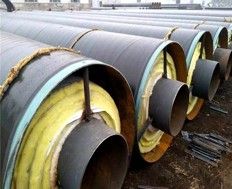 小区供热用地埋保温钢管厂家