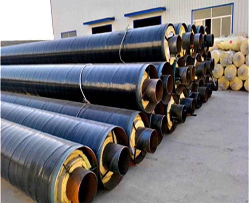 集中供热用高密度保温钢管厂家