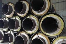 直埋钢套钢保温钢管厂家