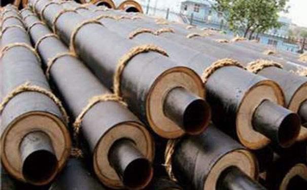 蒸汽输送直埋钢套钢保温钢管厂家