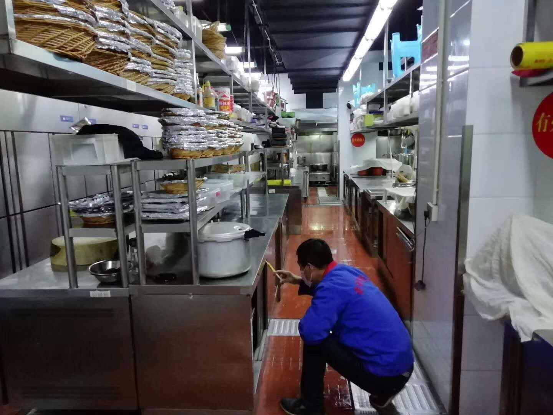重庆某酒店厨房治理案例
