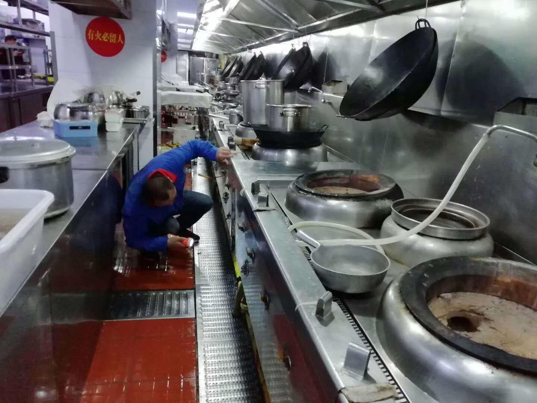厨房治理案例