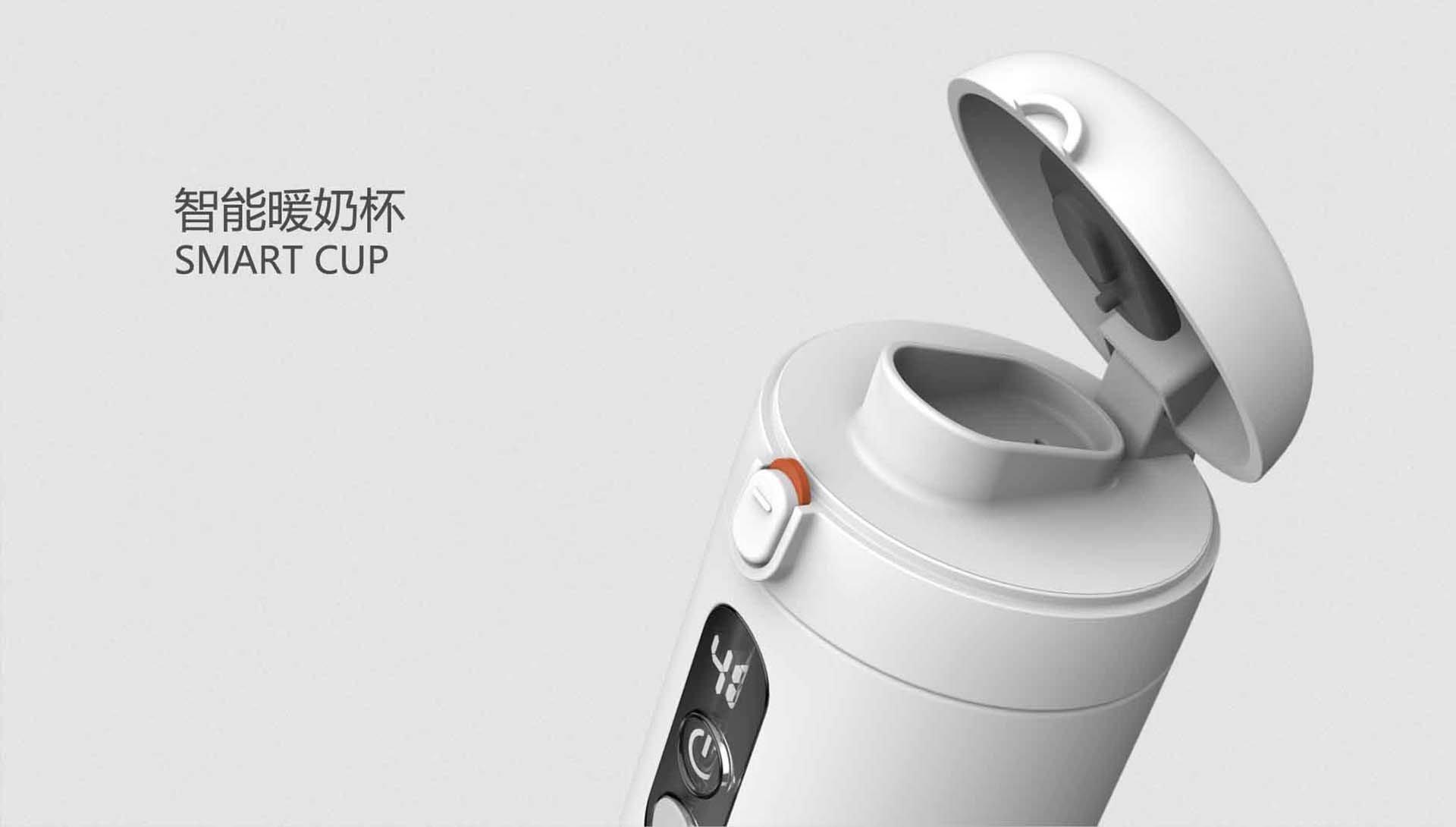 智能暖奶杯