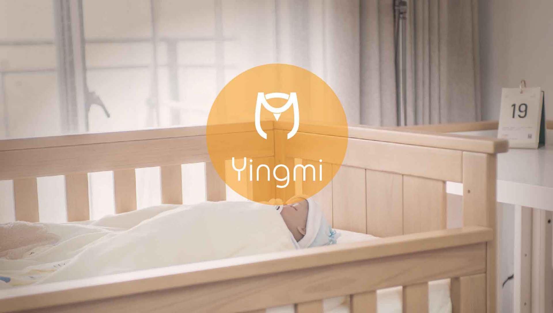 婴米木质婴儿床