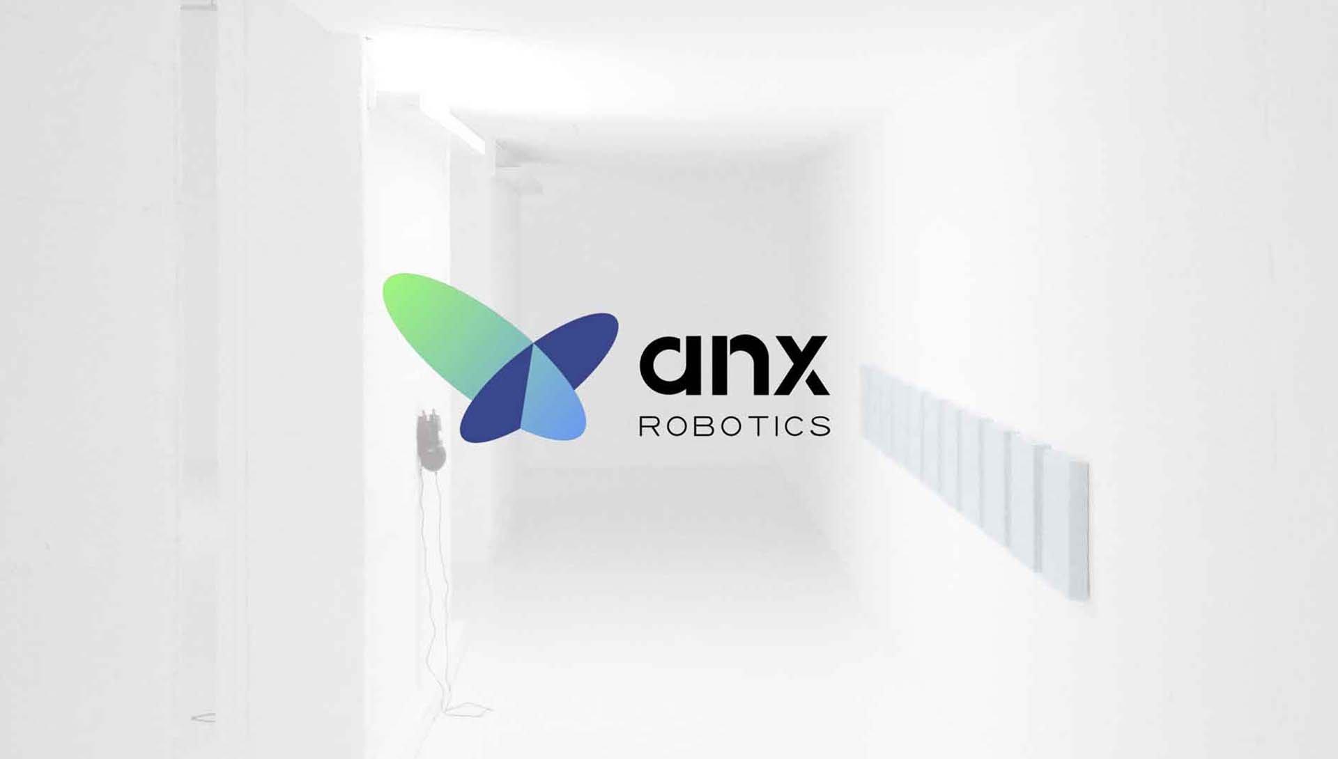 ANX医疗标志设计