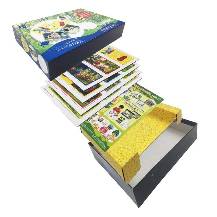 花园宝宝对拼套盒品牌授权产品开发BBC旗下品牌衍生品