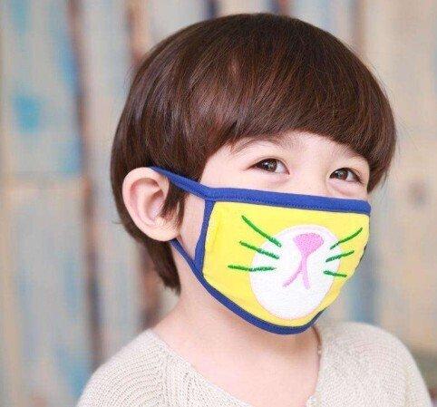 儿童口罩如何选择合适的口罩?同一款口罩是否满足全家佩戴需求