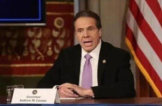 纽约州长向川普提建议:自身佩戴口罩,让全外国人都戴上口罩
