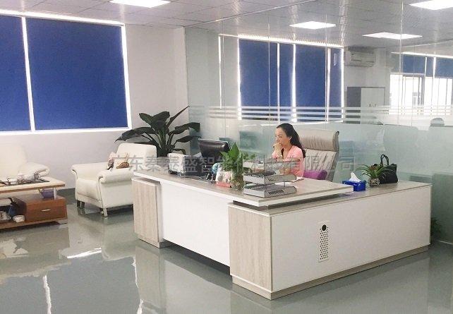 秦泰盛全自动口罩机厂家办公室环境