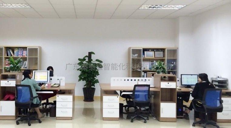 n95口罩机生产车间办公室图片