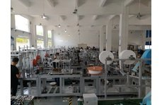 Kf94口罩机生产环境