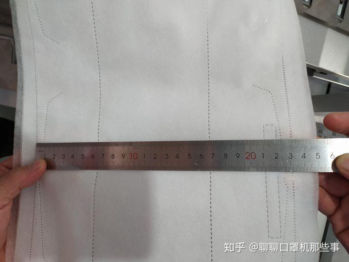 秦泰盛口罩机工厂建议全自动KF94口罩机布幅宽在260mm