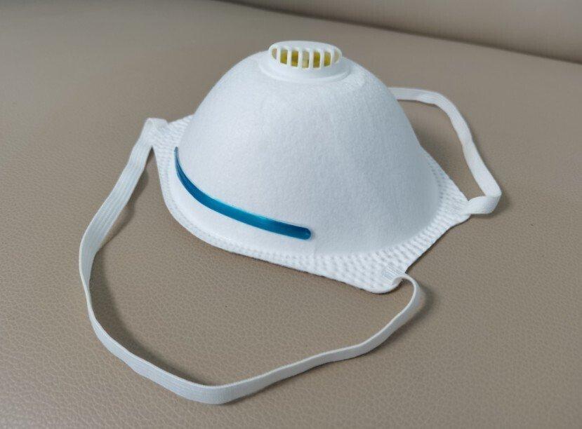 杯型口罩生产流程是什么?