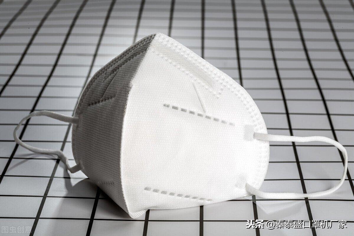 全自动N95折叠口罩机生产口罩的过程解析