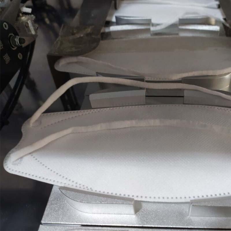 全自动口罩机日常维护方法_全自动口罩机生产口罩种类