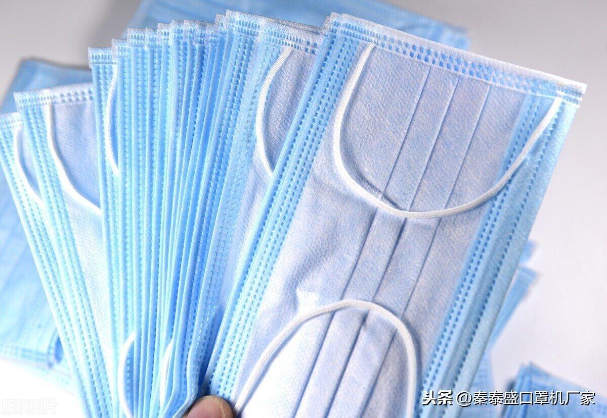 KF94鱼形柳叶形口罩机讲解!布料如何折叠、切割成型