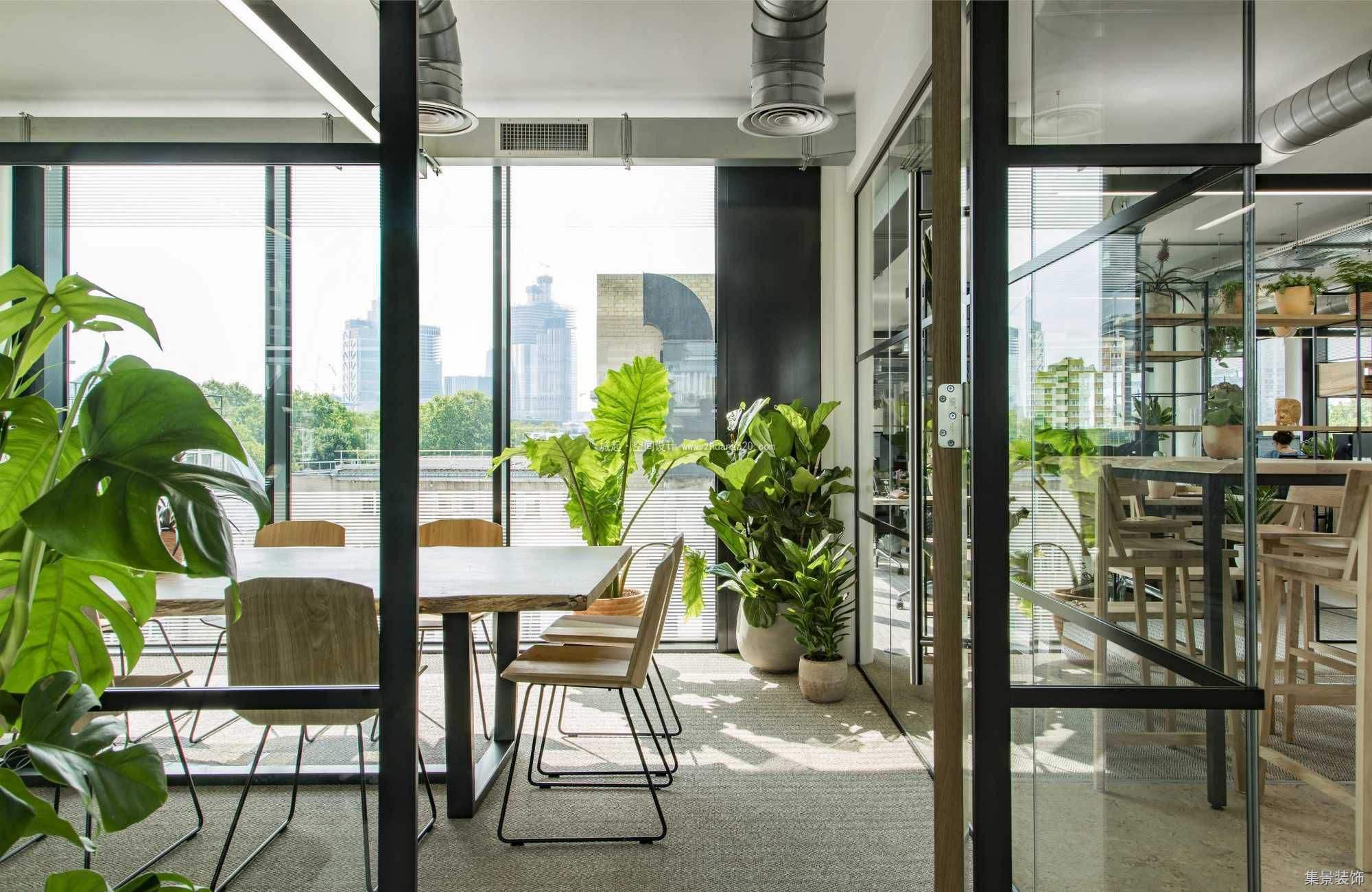 办公室绿化