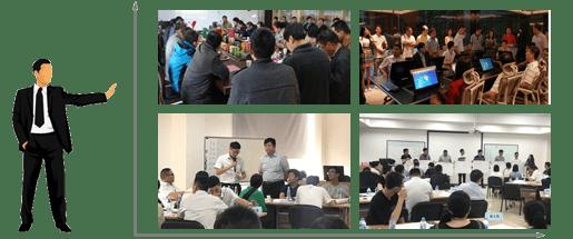 武汉企业管理培训课程企业参访