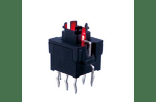 带灯轻触开关的控制电压丈量法及使用注意事项