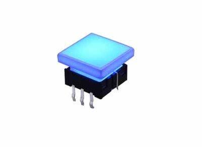 带灯轻触开关TS22-1W-RGB-1S