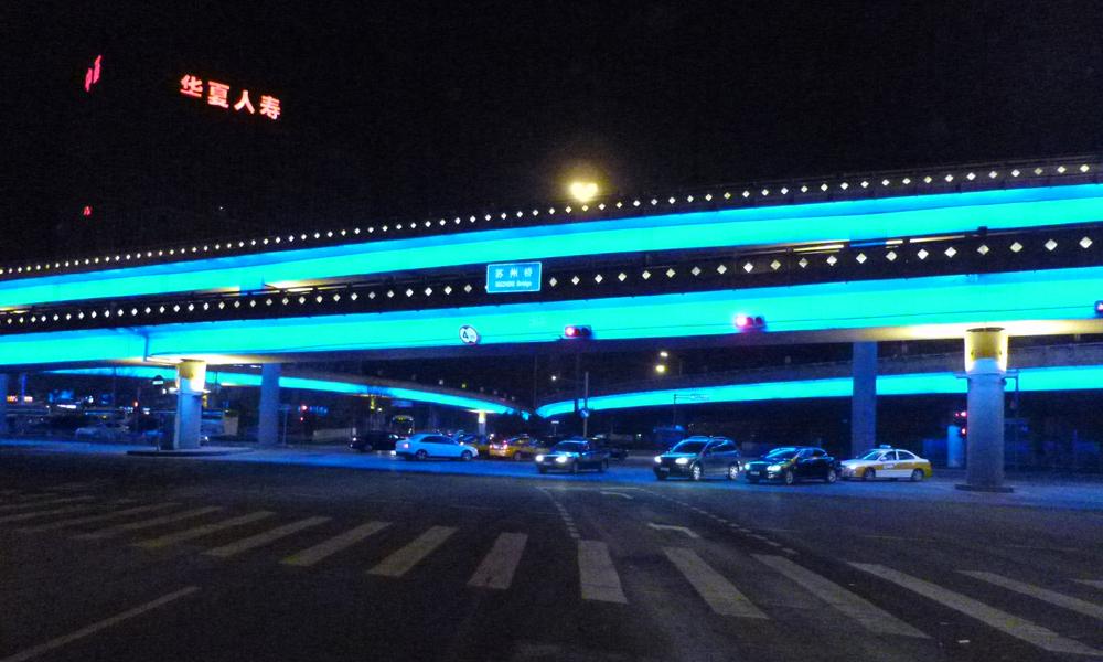 【北京】海淀区苏州桥亮化工程