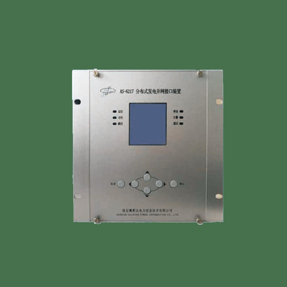分布式并网接口装置