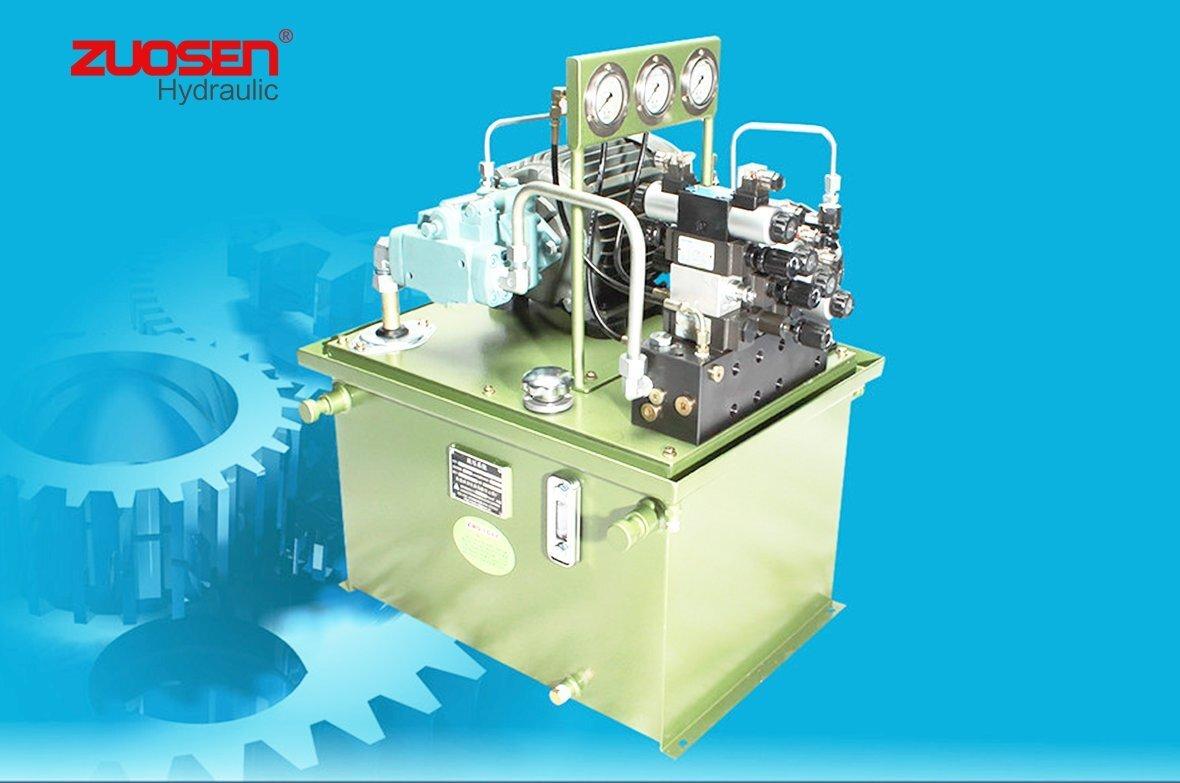 Hydraulic Stations