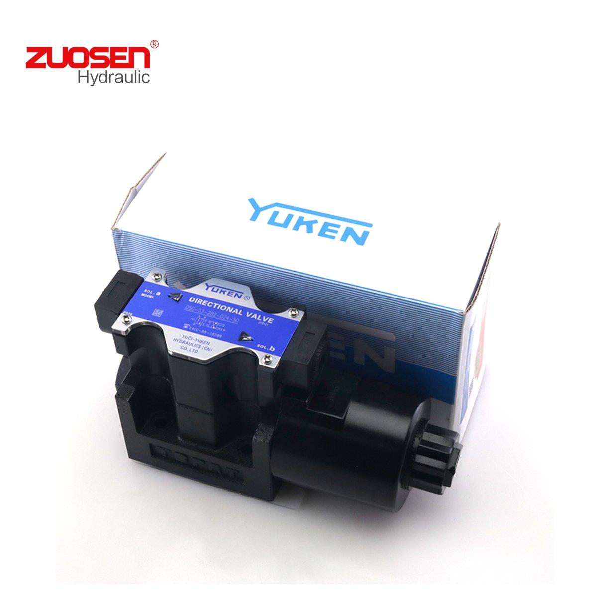 Yuken DSG-03-2B2-A240-N1-50 Hydraulic Valves