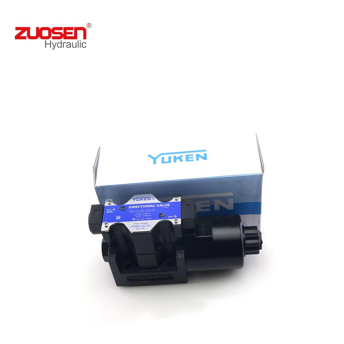 Yuken DSG-03-2B2-D24-50 Hydraulic Valves