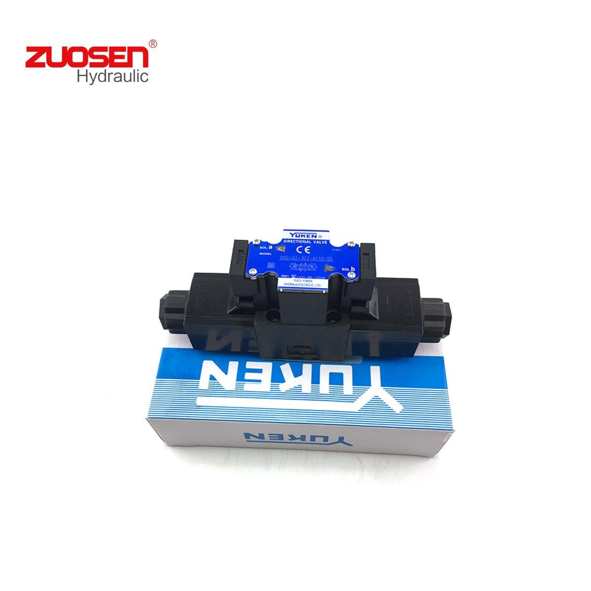 Yuken DSG-01-3C2-A110-70 Hydraulic Valves